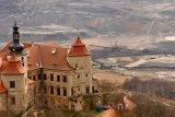 Dění na zámku Jezeří